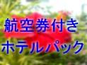 沖縄 那覇へ 航空券付きホテルパック 格安航空券付きパッケージ